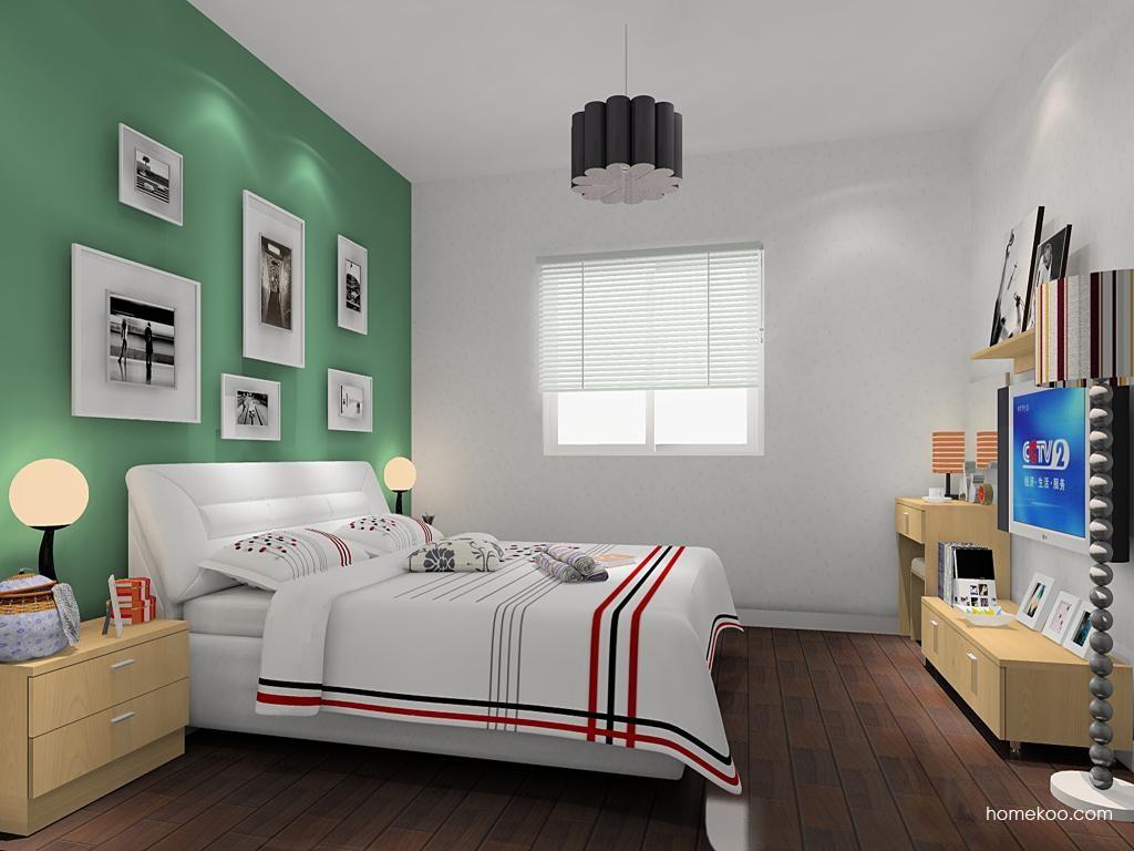 新实用主义卧房家具A11224