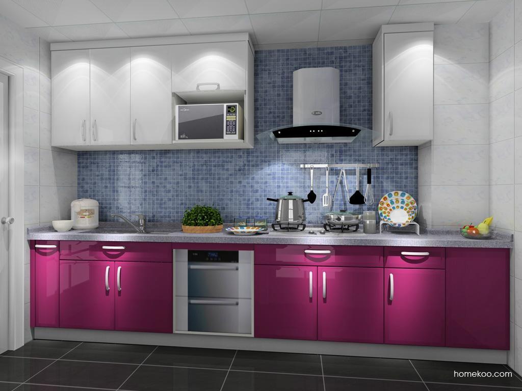 紫晶魅影橱柜F10425