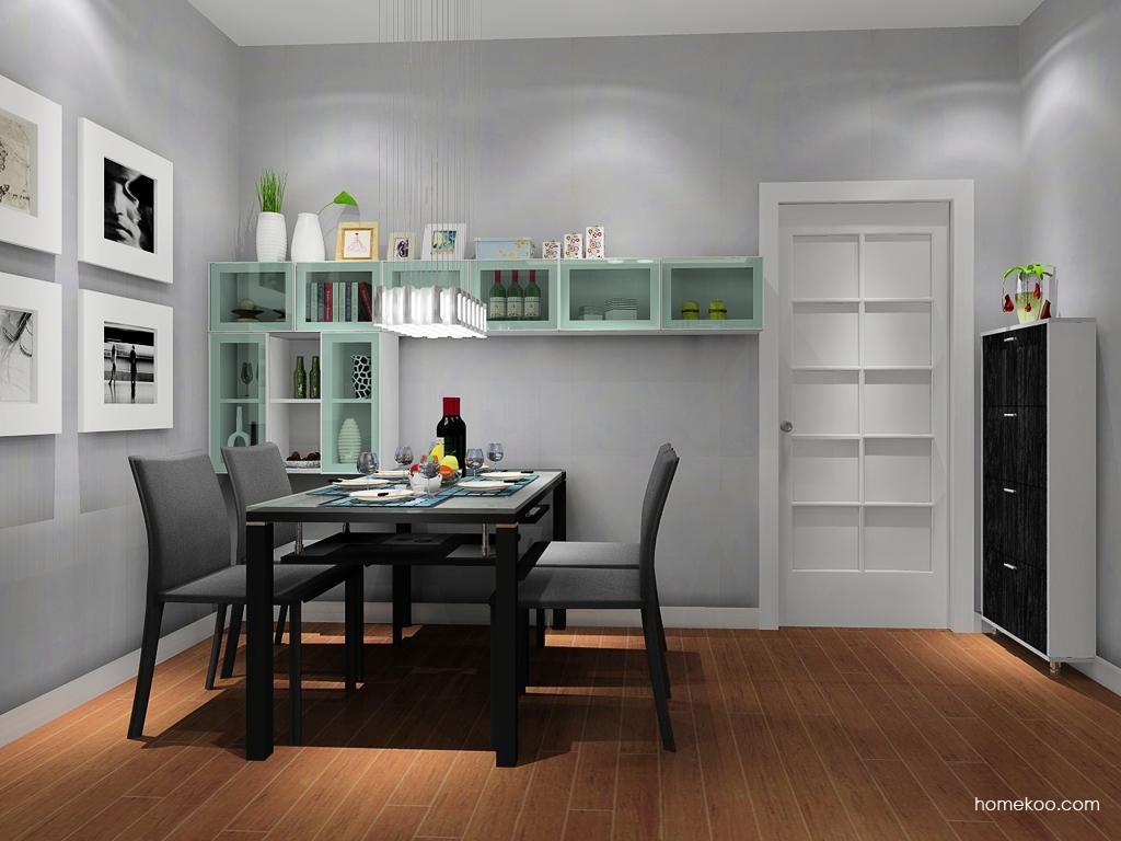 简约主义餐厅家具E8573