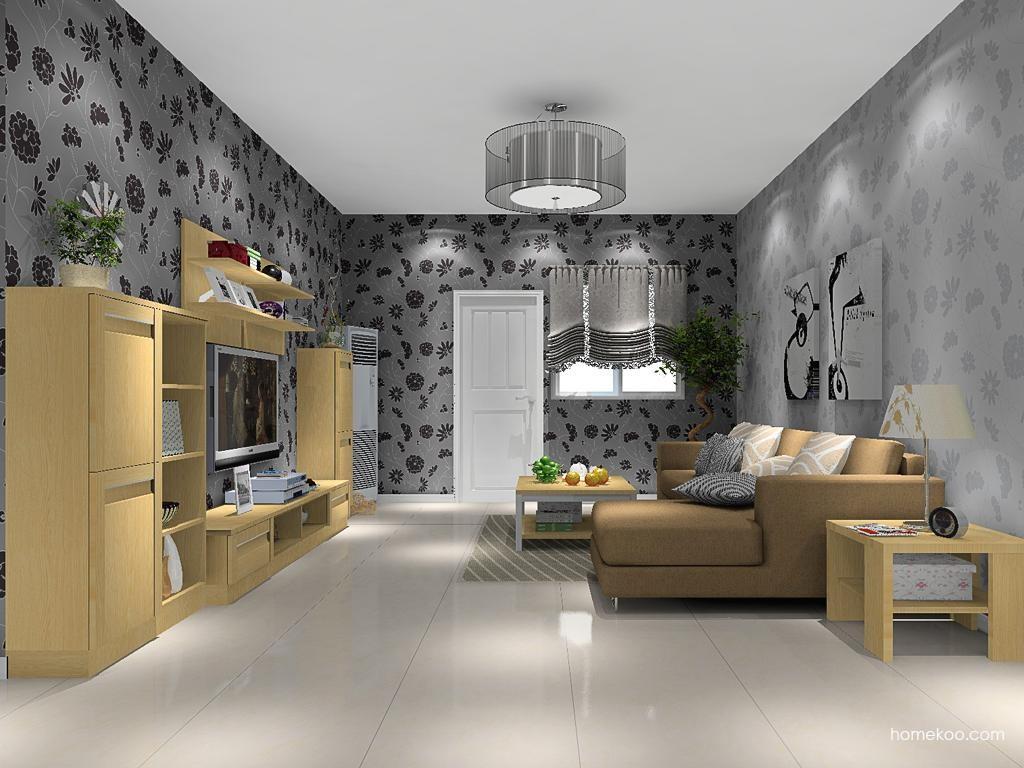 丹麦本色家具D8596