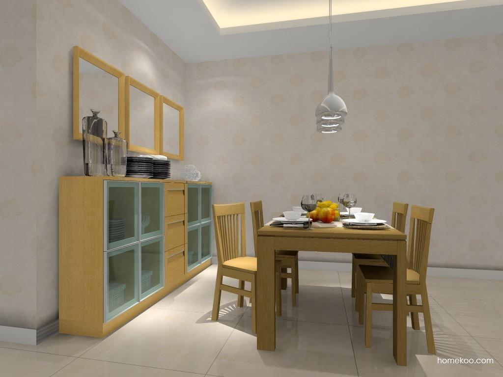 丹麦本色餐厅家具E8613