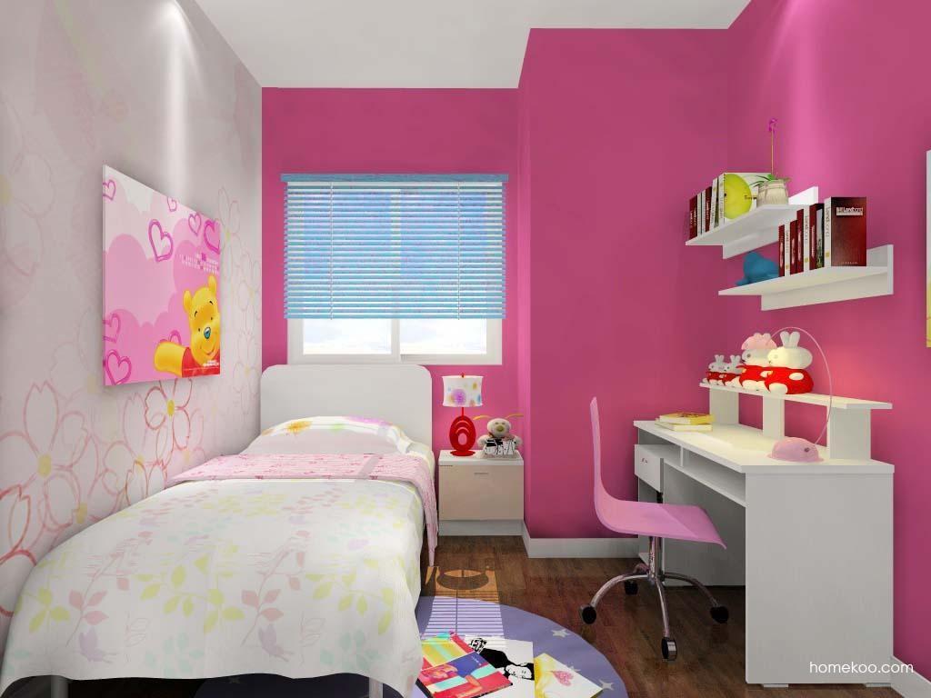 女孩的梦青少年房B11049