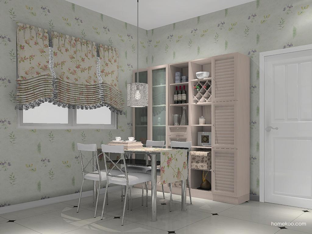 北欧阳光餐厅家具E8609