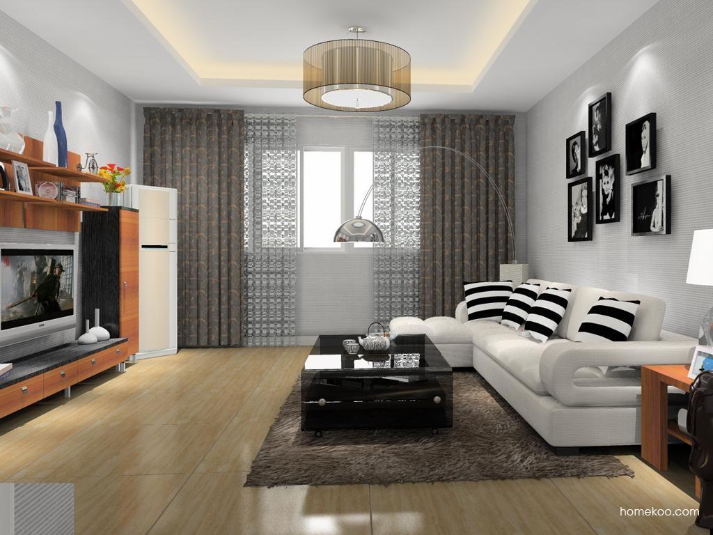 德国森林客厅家具D8612
