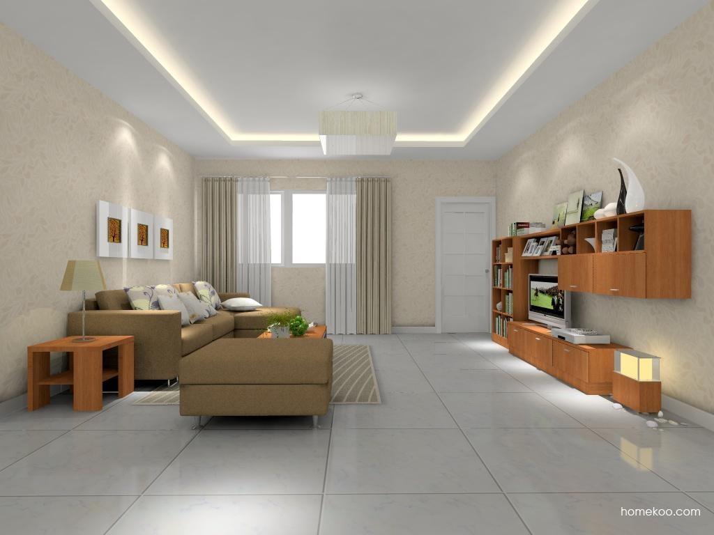 新实用主义客厅家具D8647