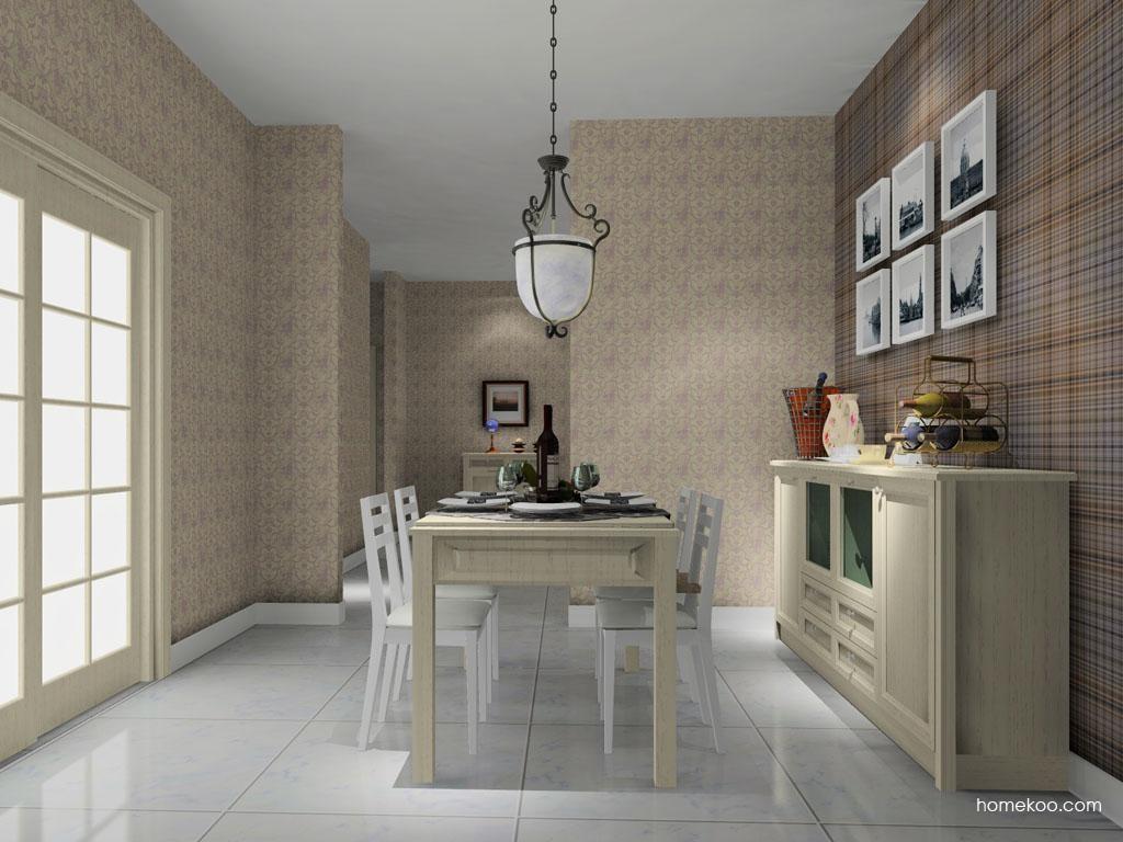 英伦印象餐厅家具E8653