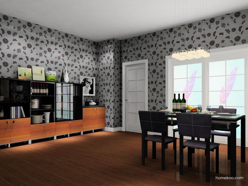 德国森林餐厅家具E8652