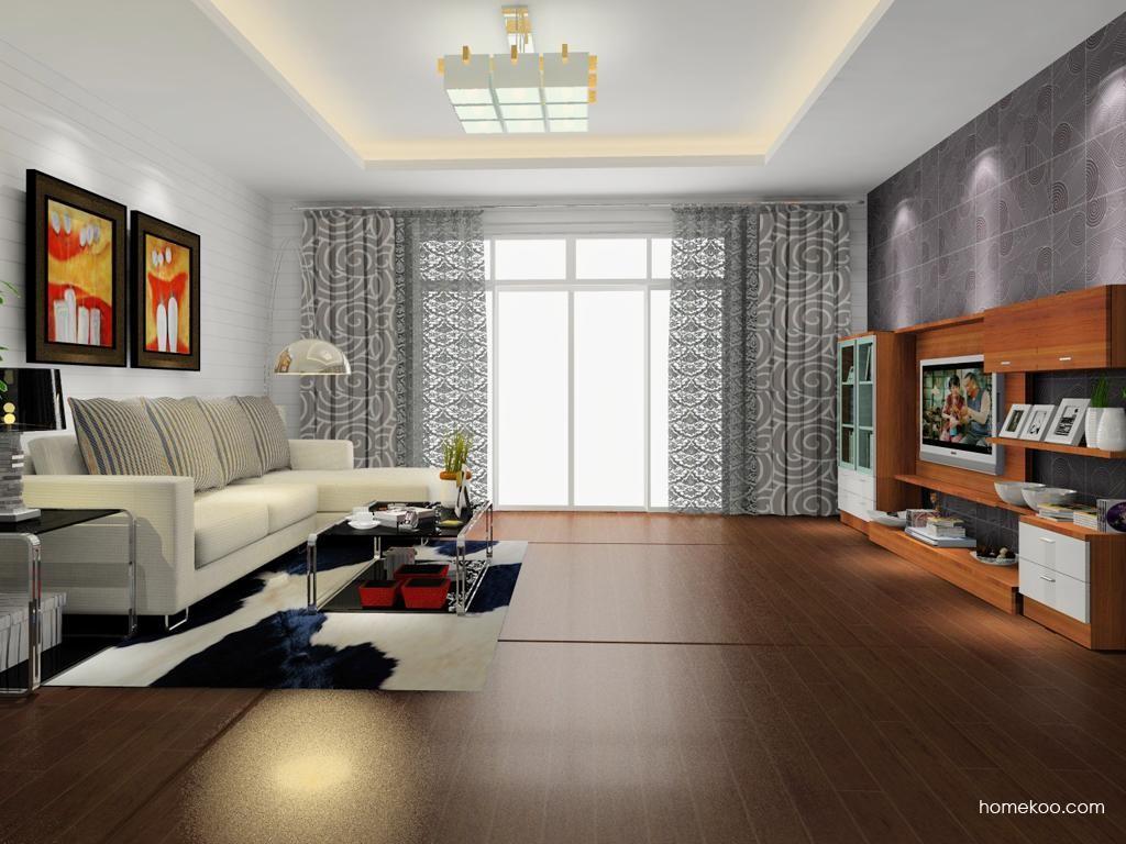 新实用主义客厅家具D8718