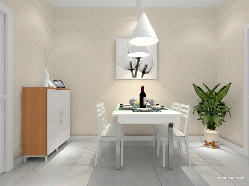新实用主义餐厅家具E8674