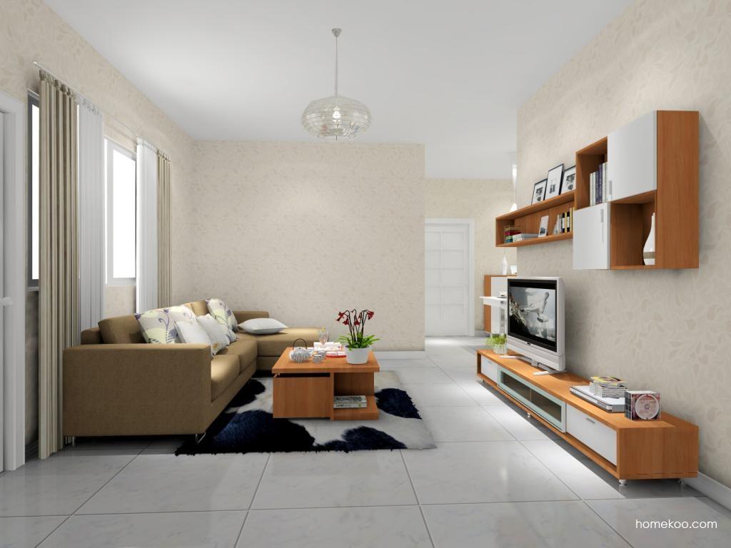 新实用主义客厅家具D8679