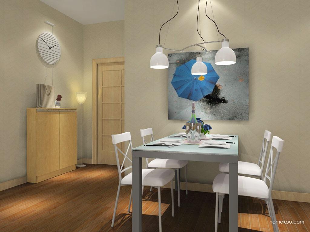 新实用主义餐厅家具E8706