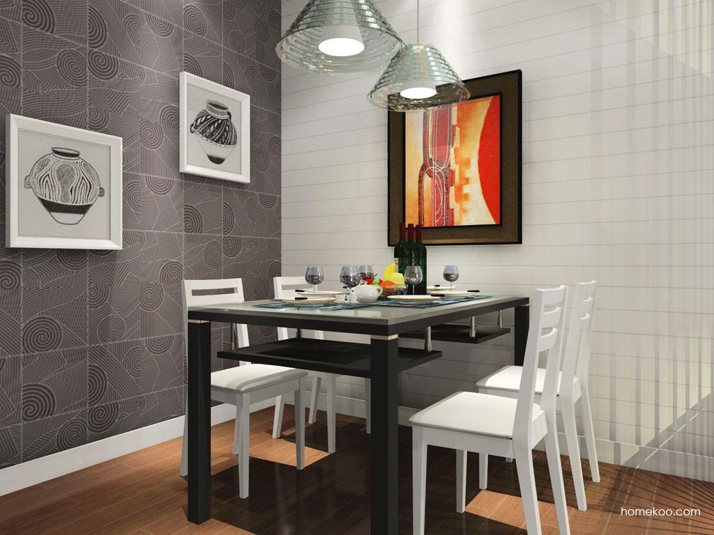 新实用主义餐厅家具E8708