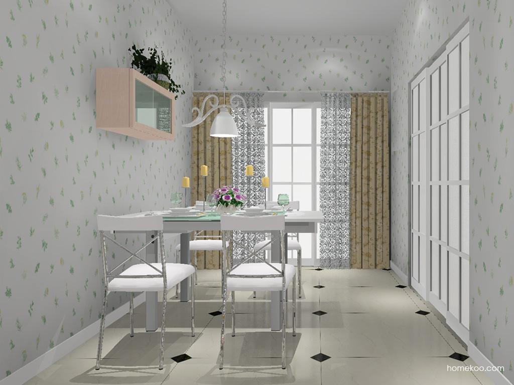 北欧阳光餐厅家具E8703
