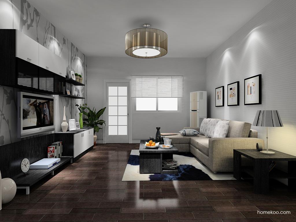 新实用主义客厅家具D8668
