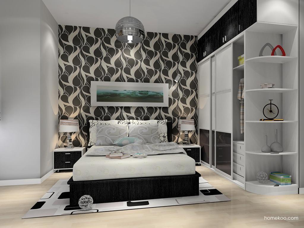简约主义卧房家具A11500