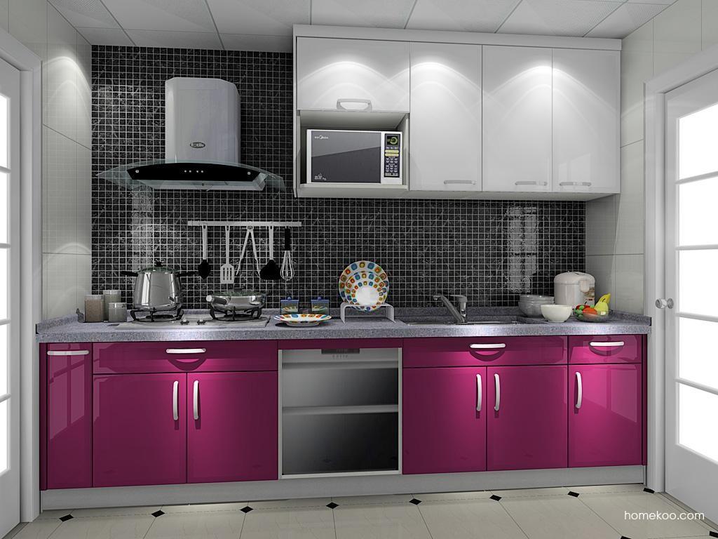 紫晶魅影橱柜F10508