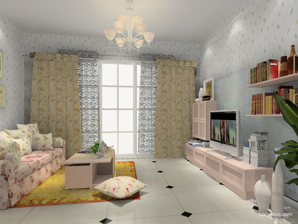北欧阳光客厅家具D8722