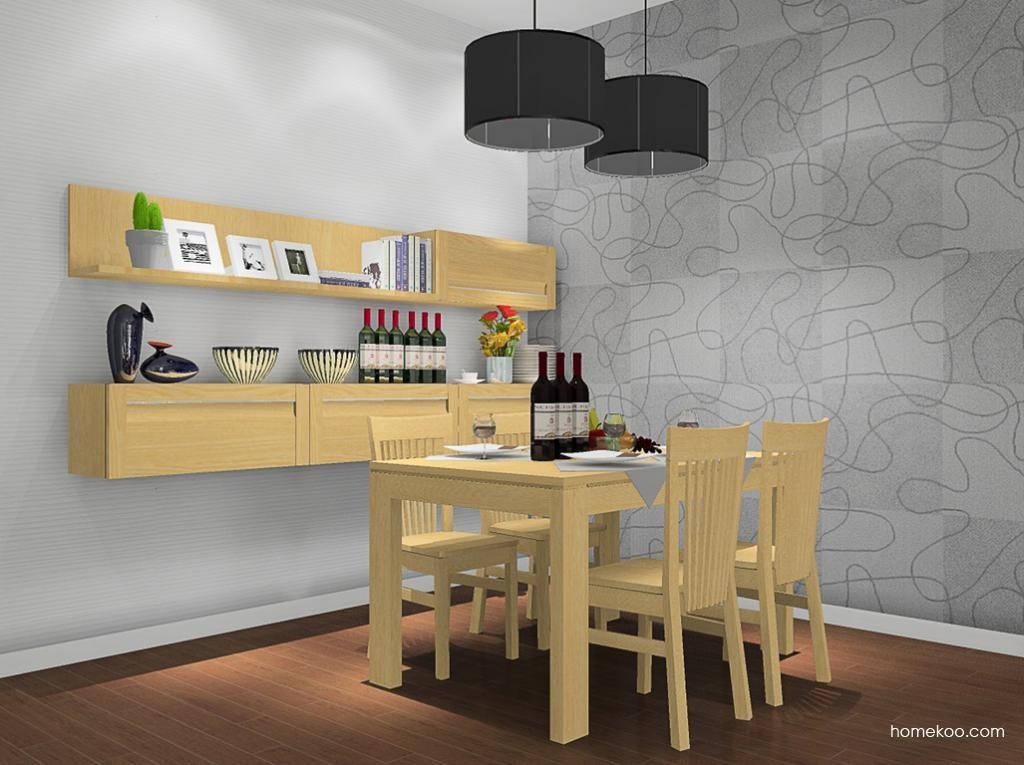 丹麦本色家具E8723