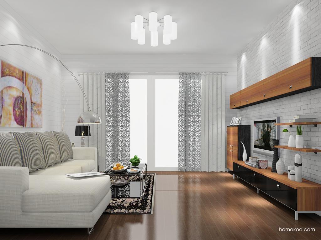 德国森林客厅家具D8781