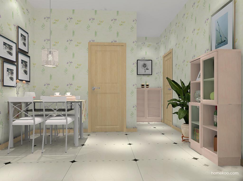 北欧阳光餐厅家具E8774