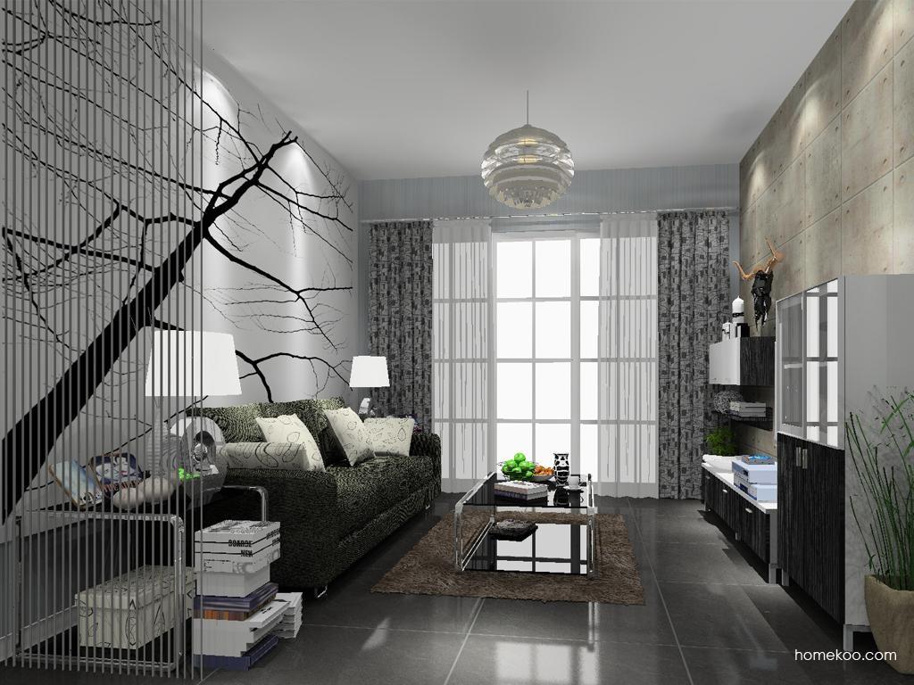 简约主义客厅家具D8826