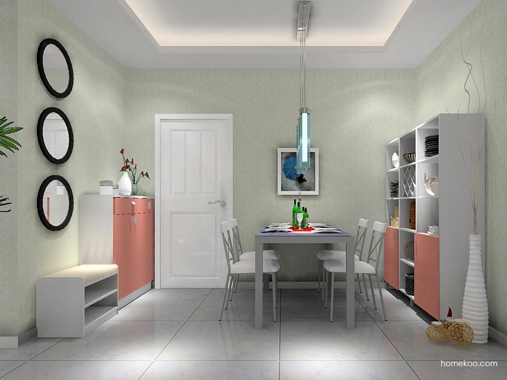 浪漫主义餐厅家具E8793