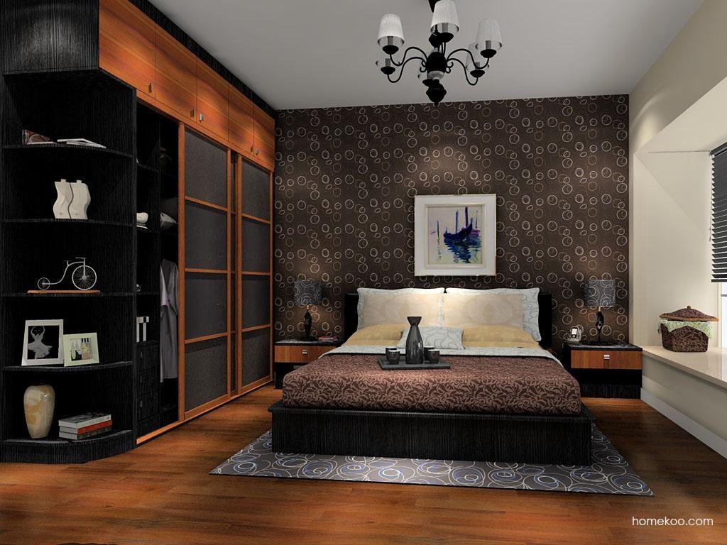 德国森林卧房家具A11663