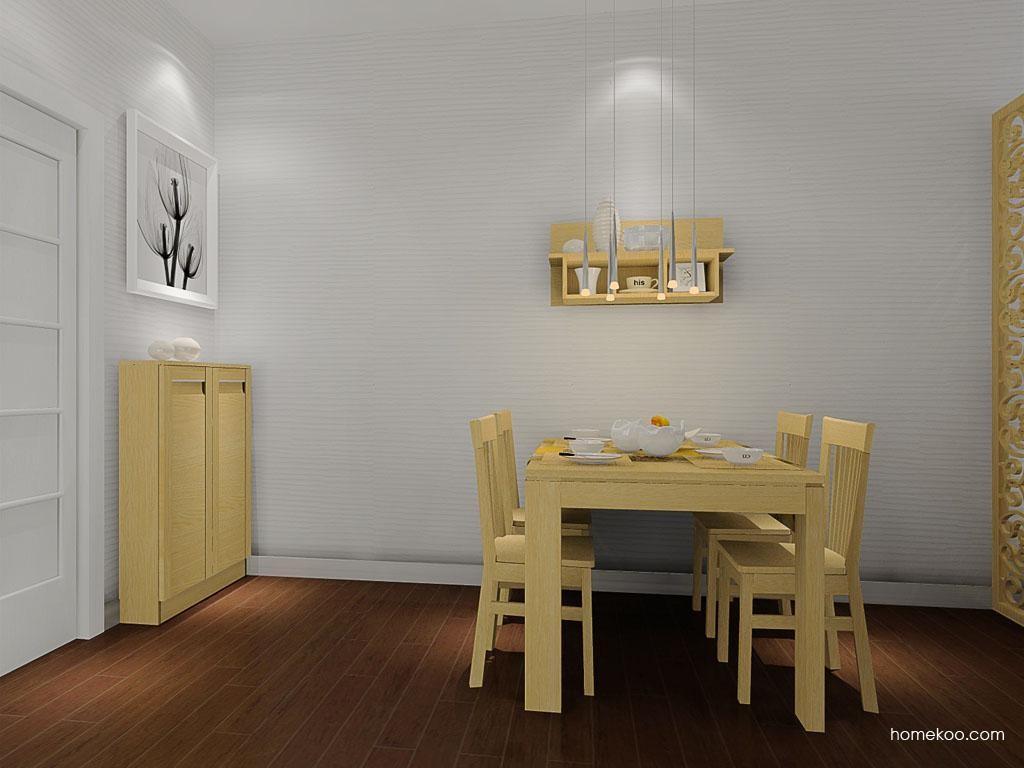 丹麦本色餐厅家具E8900