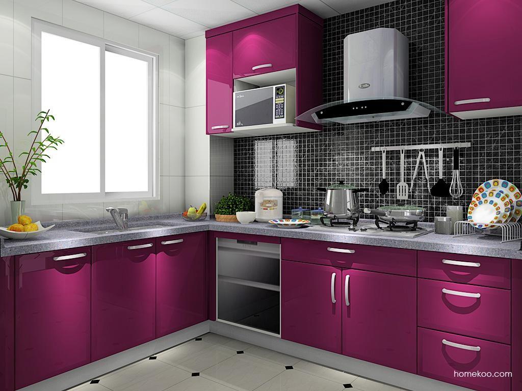 紫晶魅影橱柜F10580