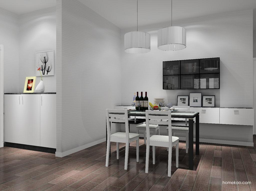 新实用主义餐厅家具E8888