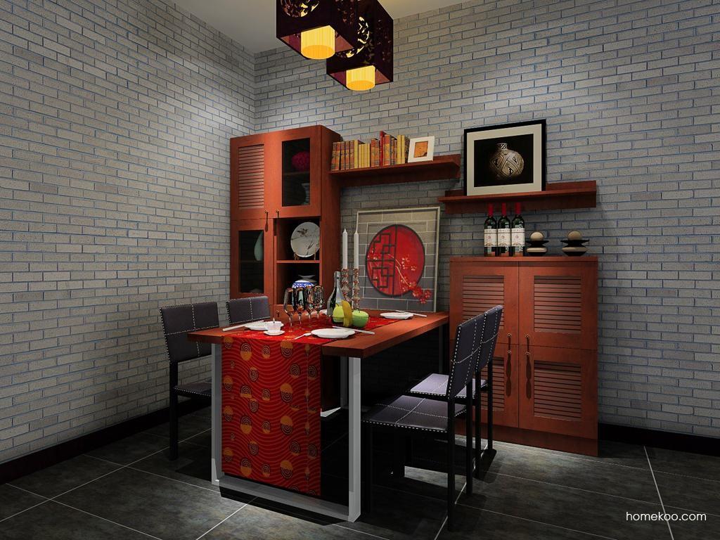 新中式主义家具E8957