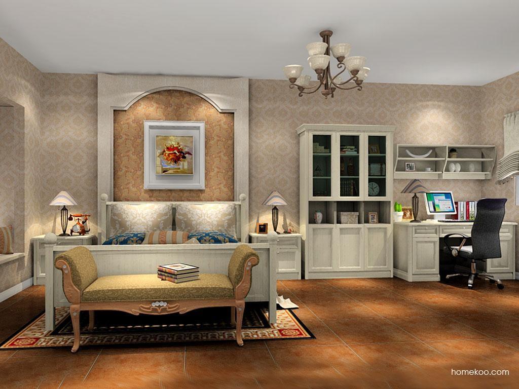 英伦印象卧房家具A11700