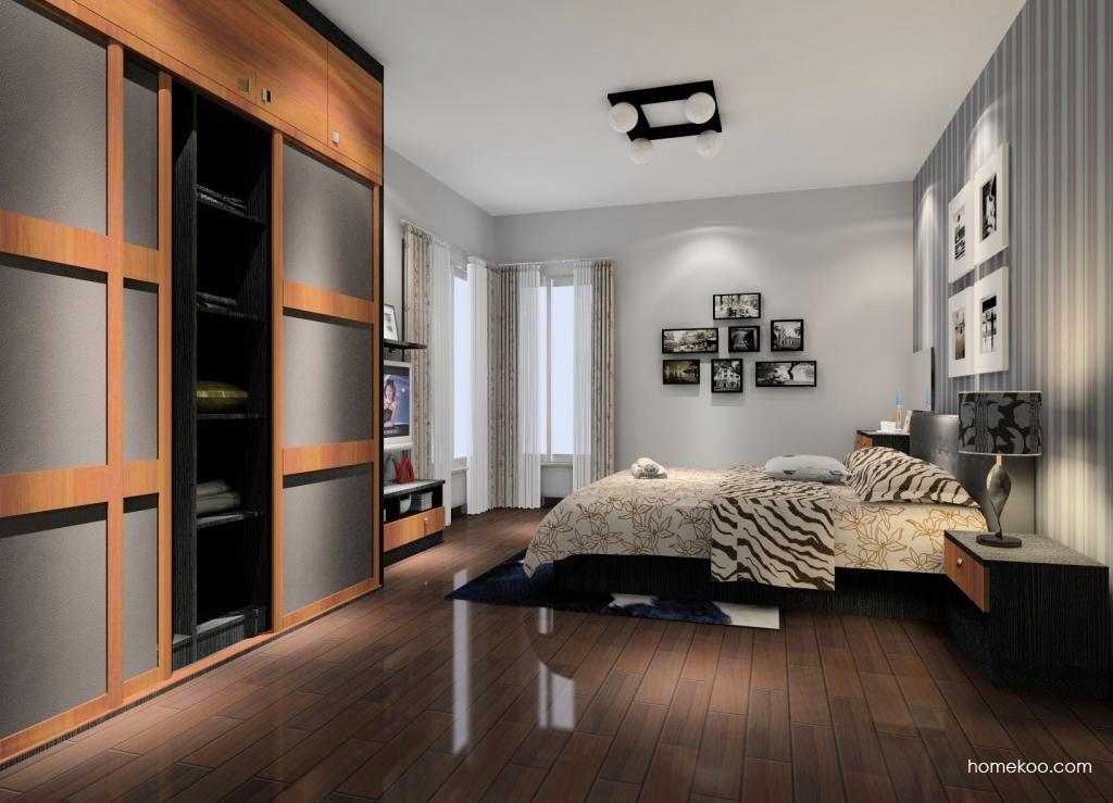 德国森林卧房家具A11709
