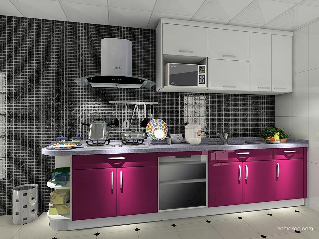 紫晶魅影橱柜F10599
