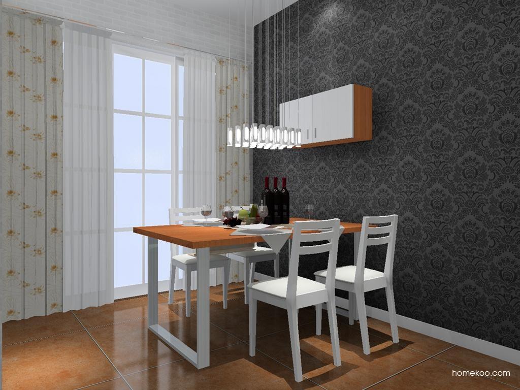 新实用主义餐厅家具E8978