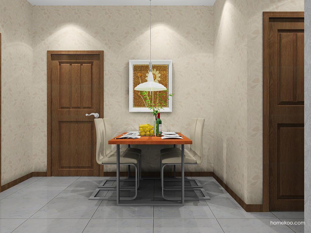 新实用主义餐厅家具E8984