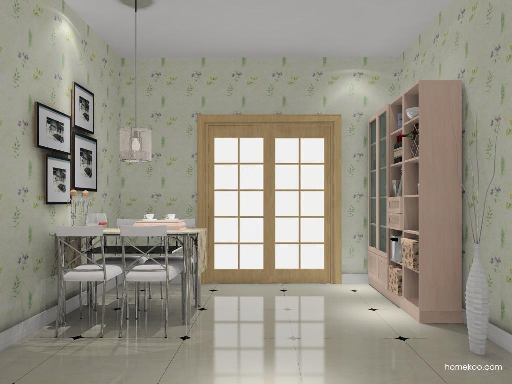 北欧阳光餐厅家具E8973