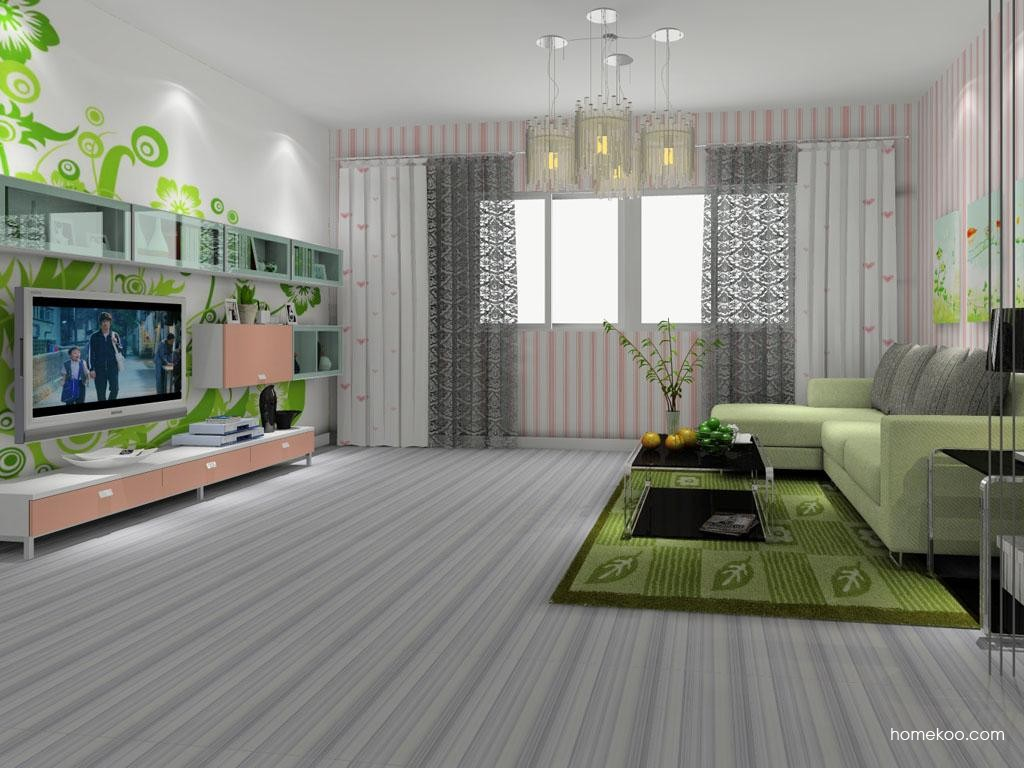 浪漫主义客厅家具D9009