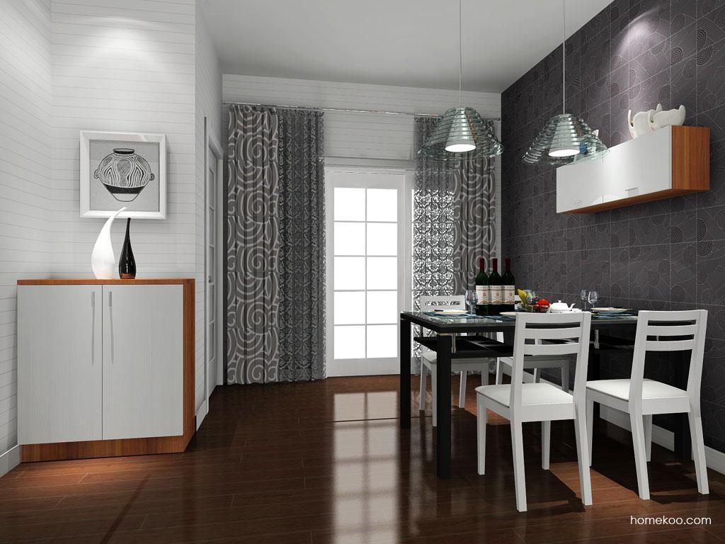 新实用主义餐厅家具E9027