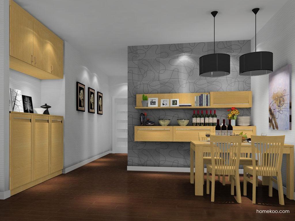 丹麦本色餐厅家具E9028