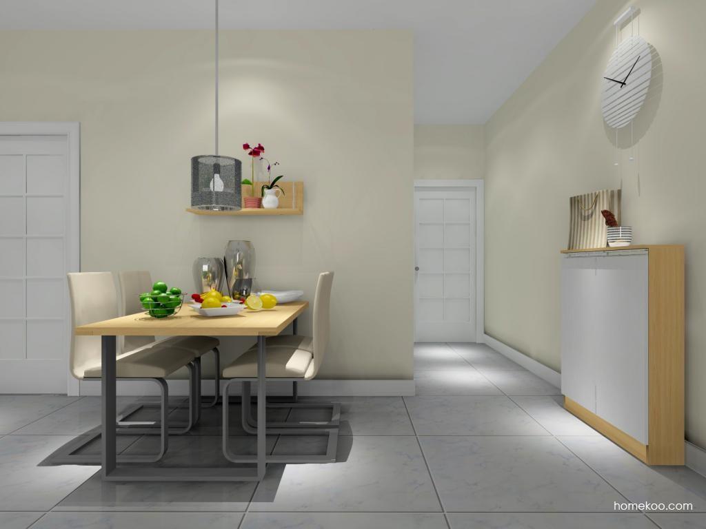 新实用主义餐厅家具E9060