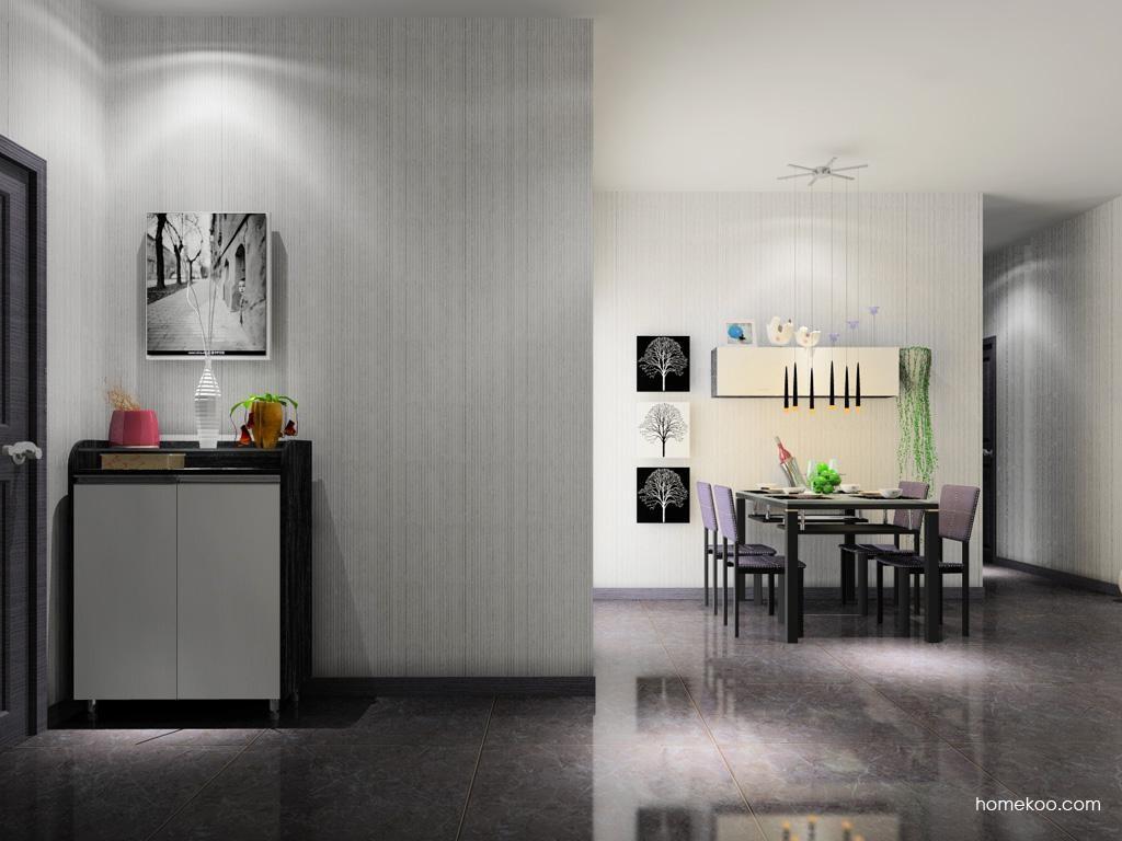简约主义餐厅家具E9040