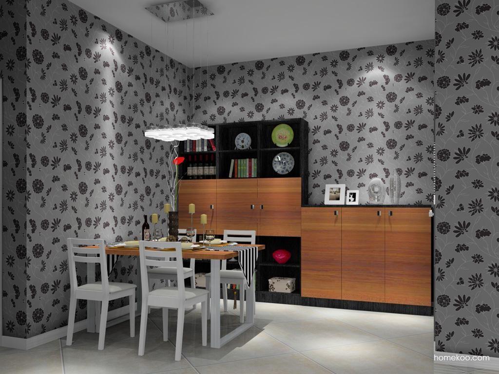 德国森林餐厅家具E9033