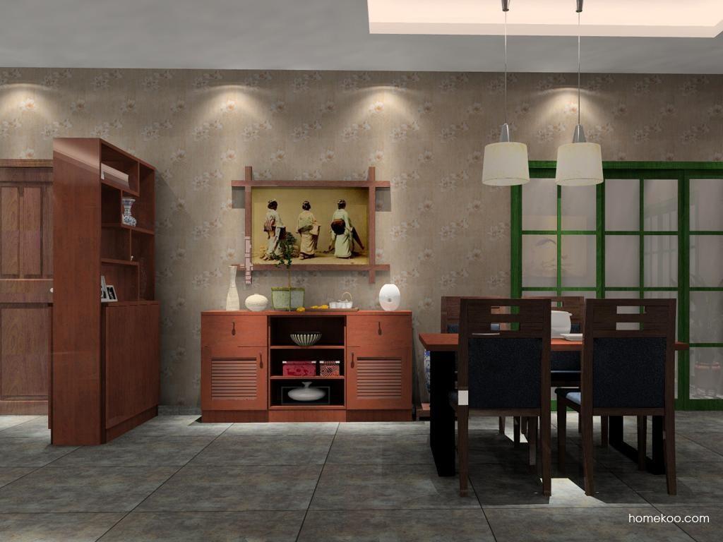 新中式主义家具E9038