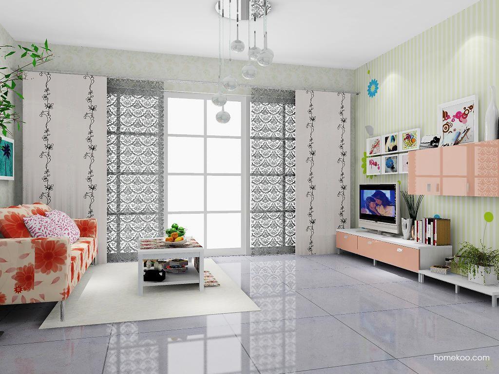 浪漫主义客厅家具D9077
