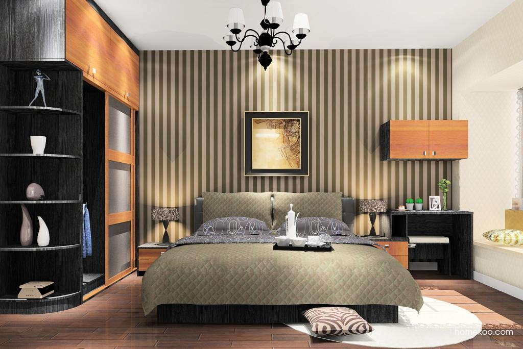 德国森林卧房家具A11911
