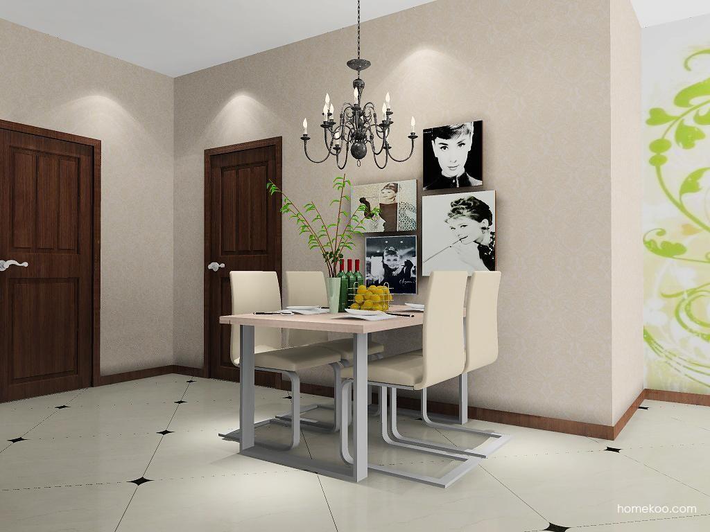 北欧阳光餐厅家具E9100