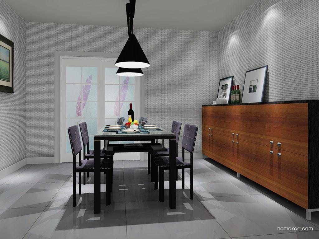 德国森林餐厅家具E9110