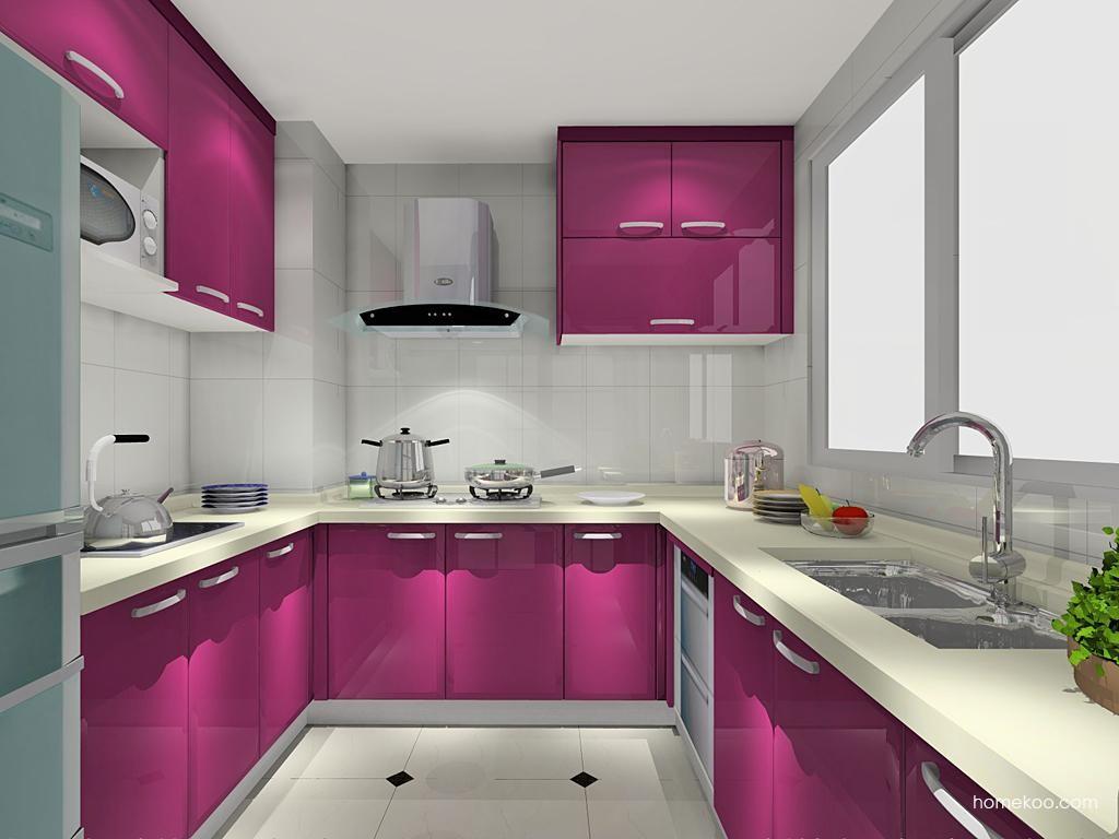 紫晶魅影橱柜F10957