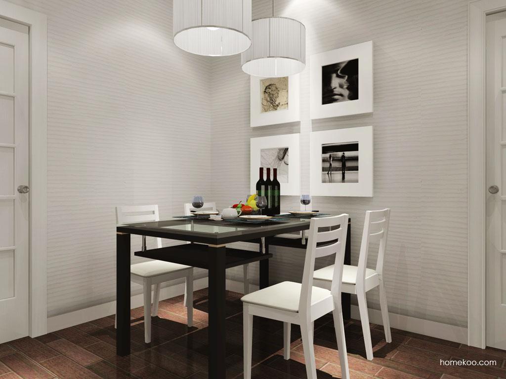 新实用主义餐厅家具E9145